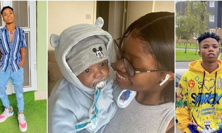 """""""He cannot afford 13k balloons for his child's birthday"""" – Lyta baby mama calls him out for being broke"""