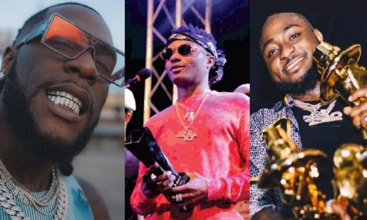 Nigerians drag Burna Boy for saying he doesn't make his money in Nigeria