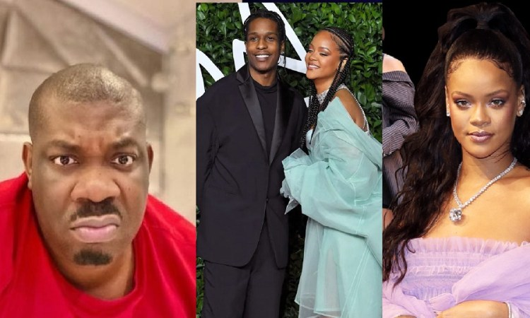 It's Not Paining Me – Don Jazzy React To News Of A$AP Hailing Rihanna As The Love Of His Life [Video]