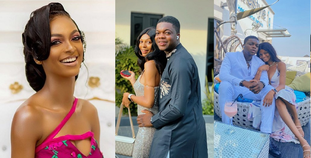 Adeherself deletes all Cute Abiola pictures and posts from her page after he dumped her for an Ibadan lady