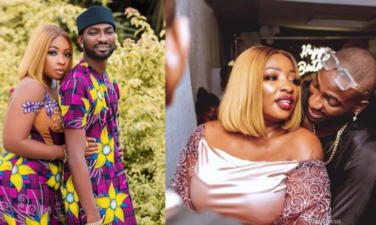 It's been four years of f*cking with you, Thank God I never listened to people that said we will never work - Anita joseph celebrates husband