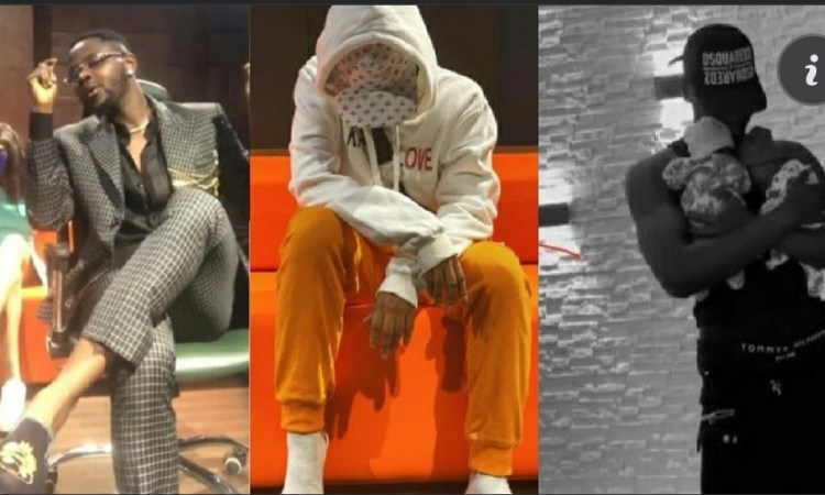 Ovajoja is the Alleged Mother Of Kizz Daniel Twins [Video/Photos]