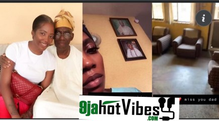With All the Money and Fame You Have, You Couldn't Renovate Your Late Father's House - Netizens Blast Tiwa Savage After Sharing A Video Of Her Father Disorganised House (video)