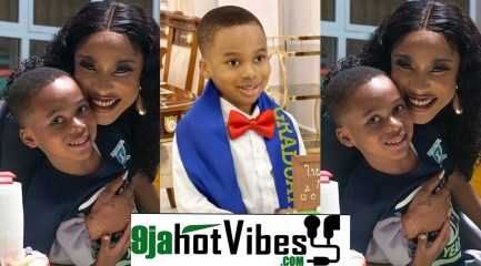 I Am Raising A King (son) That Your Daughter Will Be Safe With - Tonto Dikeh Says