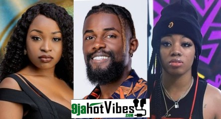 #BBNaija: He Has A Small D!ck - #BBNaija2021 Housemates Angel And Jackie B Talks about Michael's physical appearance (videos)