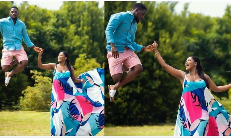 Tobi Bakre Release His Pre Wedding Pictures, set to wed long-time girlfriend (Photos)