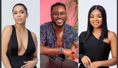 """#BBNaija: """"You Caused it, This Is Your Fault, Don't Talk To Me Again"""" - #BBNaija2021 Housemate Maria Tells Pere As She Narrates What Caused Her Fight With Queen"""