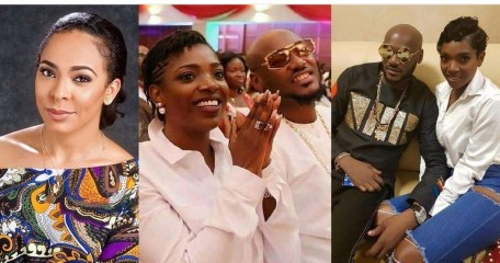 """You exposed the privacy of your home with your own hands"""" – TBoss Blast Annie Idibia over family and marriage drama"""