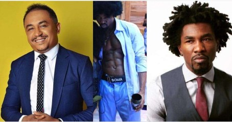 """#BBNaija: """"Work on yourself"""" – Daddy Freeze condemns Boma for being a kiss-and-tell"""
