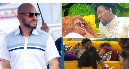 """#BBNaija: """"They gave you the content you asked for, free dem abeg"""" – Actor, Yul Edochie tells BBNaija critics"""