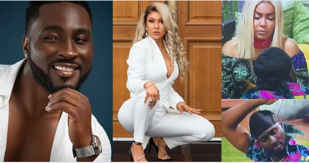 """BBNaija: """"She told me to have sex with her"""" – Pere finally discloses  private discussion with Maria when they took of their mics (video)"""
