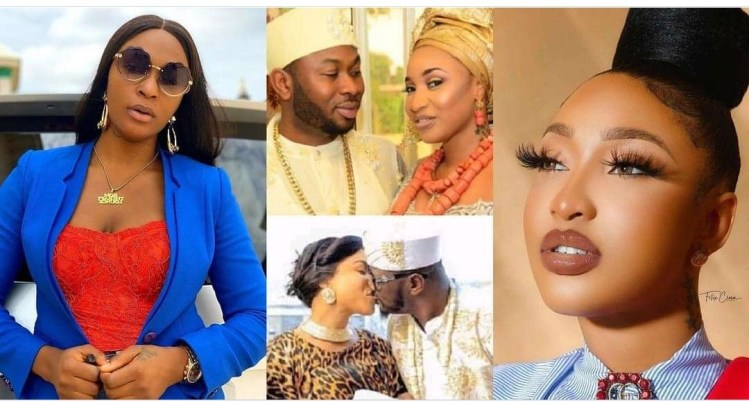 """""""Your exes are not the problem, work on your choices"""" – Relationship expert, Blessing Okoro tells Tonto Dikeh"""