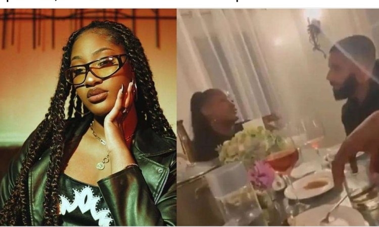 """""""I cooked Chicken stew and rice for them, the Pepper choke them small, but they loved it"""" – International superstar, Tems writes about her experience with Drake"""