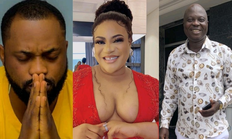 If you don't sleep with them, you can't get lead roles – Nkechi Blessing exposes Damola Olatunji, Mr Latin and others