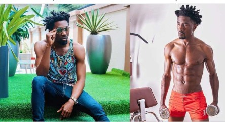 """#BBNaija: """"People hate what they don't understand""""- #BBNaija2021 Housemate Boma writes as he shares hot photo"""
