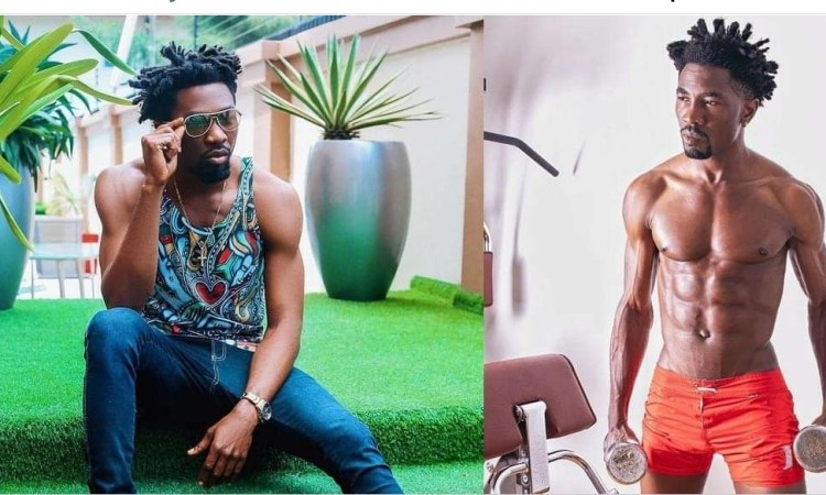 """""""People hate what they don't understand""""- BBNaija's Boma writes as he shares hot photo"""