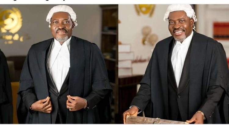 """""""By October you will know why I read law"""" — Actor, Kanayo O. Kanayo says as he hints on a change in Nigerian legal system"""