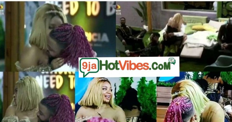 #BBNaija: You Are Mine Alone, Whitemoney Says As He promises To Be Loyal And Faithful To #BBNaija2021 Housemate Queen (Video)