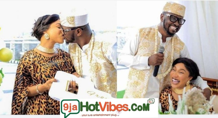 Prince Kpokpogri Drags Tonto Dikeh to court. Demands N10bn compensation for damages (see the full gist)