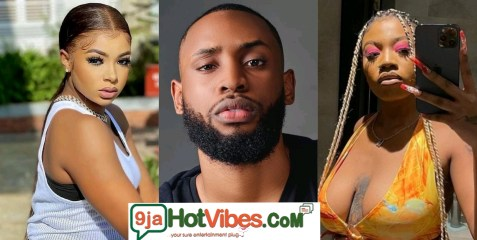 #BBNaija: I Was Never Attracted To Angel Romantically , She Was The One All Over Me - #BBNaija2021 Housemate Emmanuel Reveals, Angel Reacts (Video)