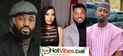 #BBNaija: Does Saga Has A Chance In Nini's Life, Checkout Loved Up Pictures Between Nini And Her Real Boyfriend (Photos)