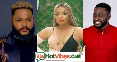 #BBNaija: WhiteMoney Is The Right Man For You, Don't Let Him Slip Off Your Hands, Go For Him Outside The House - #BBNaija2021 Housemate Pere Advises Queen (Video)
