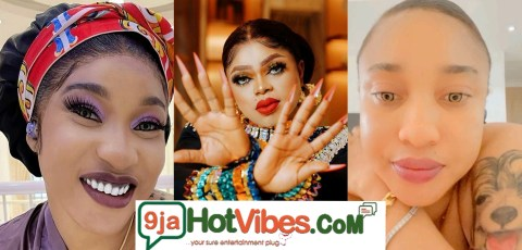 Bobrisky Tenders Open Apology To Tonto Dikeh, Begs For Forgiveness (see his post)