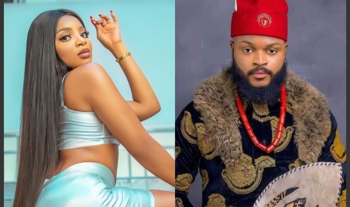BBNaija: Stop Kissing And Flirting Around, Could Ruin Your Political Ambitions – Whitemoney To Queen (Video)
