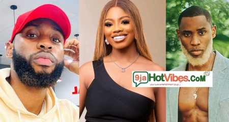 #BBNaijab Angel Has Always Been On My Neck Begging For A Kiss, But I See Her As My Kid Sister - #BBNaija2021 Housemate Emmanuel Reveals (video)
