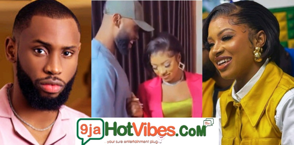 Liquorose And Emmanuel Gets 2million Naira Each plus 2 Tickets To Rome And Other Expensive Gifts From EmmaRose Shippers (video)