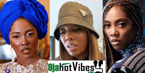 Criticizing Me Won't Help, You All Are Shocked how I was able to control the narrative – Tiwa Savage Blast Critics
