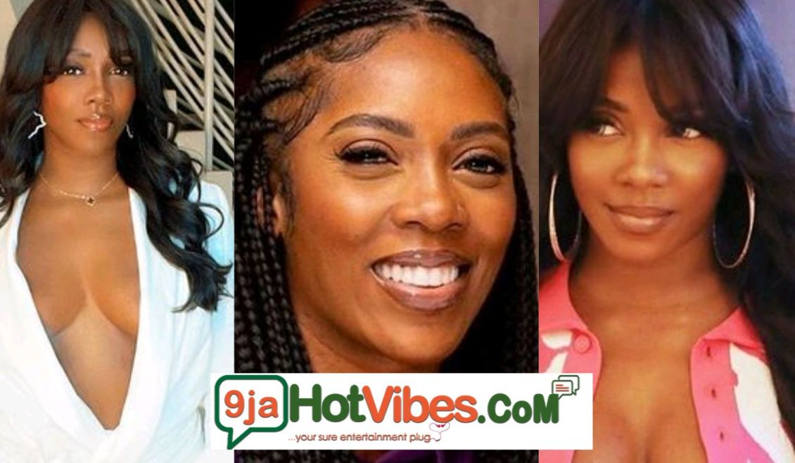 """""""Aunty you won't die but live"""" – followers react as Famous Singer Tiwa Savage shares fearful message amidst sex tape."""