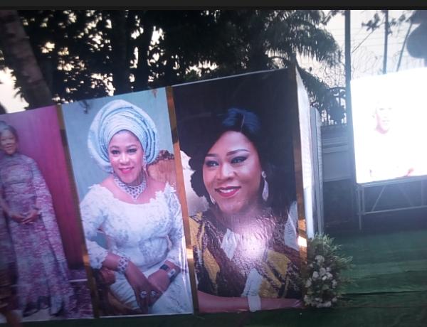 Mrs Nnenna Ukachukwu Burial - Osumenyi agog as remains