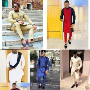 Latest Senator Material Designs for Men