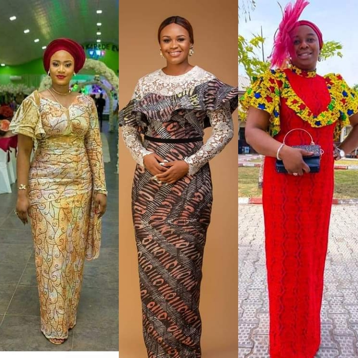 2021 Latest Ankara Long Gown Styles from the Oven