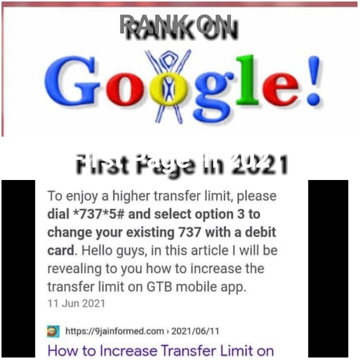 7 Secrets on How to Rank on Google First page in 2021