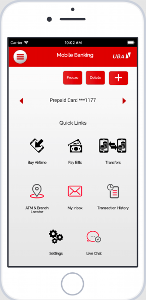How To Increase Transfer Limit On UBA Mobile App