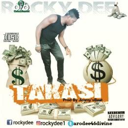ROCKY DEE - TAKASI (PROD BY JIMMYBEATZ)