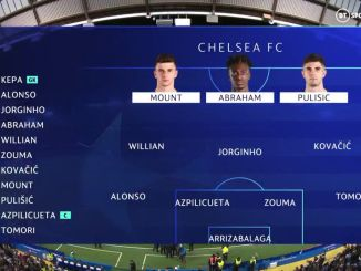 GOAL HIGHLIGHT: CHELSEA 4 - 4 AJAX (CHAMPIONS LEAGUE)