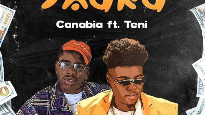 Download Mp3: Canabia - Shaka Ft. Teni