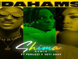 Download: Idahams - Shima Remix Ft Peruzzi, Seyi Shay