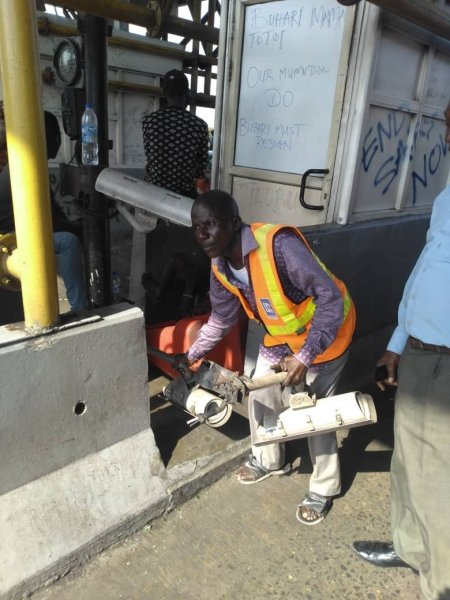 Lekki Concession Company denies removing the CCTVs at the tollgate