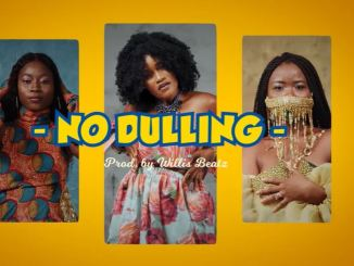 Download: Keche - No Dulling Mp4 Ft Kuami Eugene