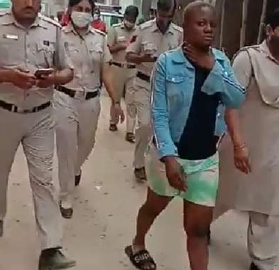 Nigerian Woman Stabs Her Boyfriend To Death In India During Argument (Graphic)