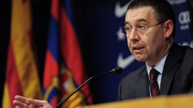 BREAKING NEWS!! Bartomeu Resigns As Barcelona President As Entire Board Steps Down