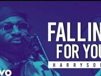 Download mp4: Harrysong – Falling for You