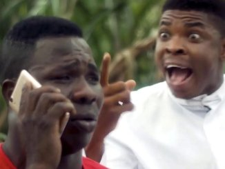 Download Mp4: Comedian, Woli Agba gifts three of his crew members new cars each