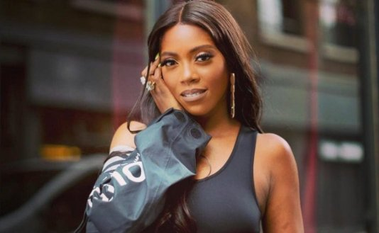 Tiwa Savage Talks Having Another Child, See How
