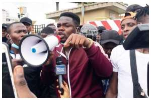 EndSARS Protests Did Not Cause Insecurity In Nigeria' – Mr Macaroni