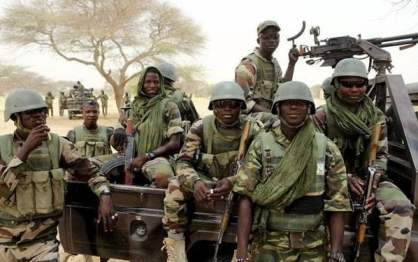 Troops recover 300 cows, kill 12 bandits, arrest 8 others in Katsina, North West